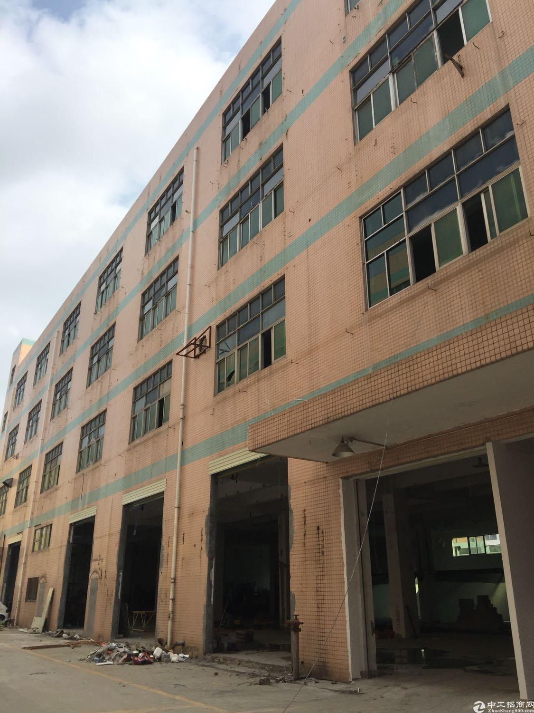 福永重工业厂房780出租