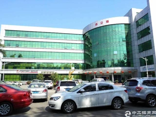 广州科学城广深高速边上885平精装修办公室招租可分租