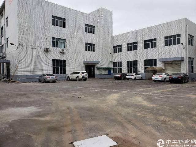 博罗县小金口高速旁边带现成电镀牌照的厂房招租