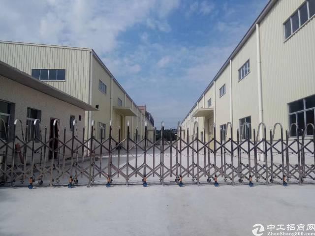 石湾镇污染工业区新出11米高钢构独院,超大空地3000平方,