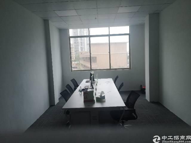 观澜新出写字楼办公室70-500平方出租