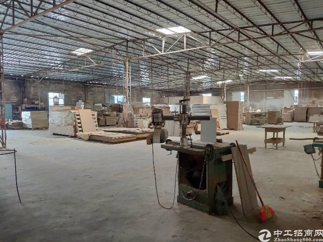 坪山坑梓独门独院钢构厂房5米高1000平方