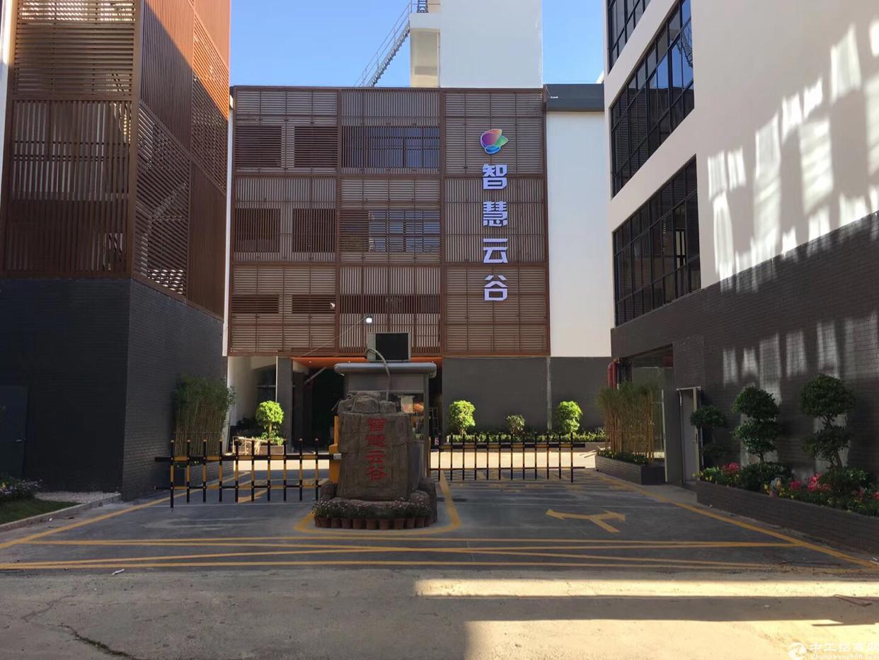 龙华汽车站附近精装写字楼价格38块每平起