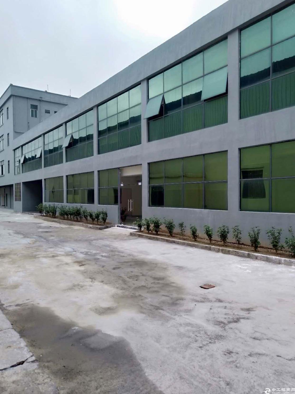 中堂靠近麻涌新出单一层厂房