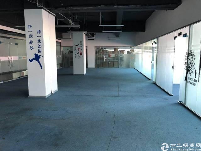 龙华清湖办公室600平价35精装办公