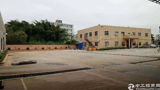 惠州市惠阳秋长白石标准钢构厂房出租