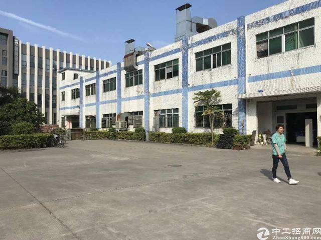 原房东独院总面积5900平米,工业用地有消防证。