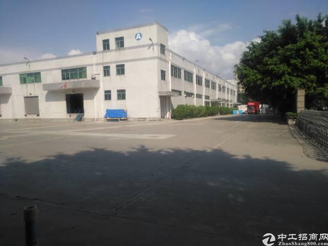 福永和平大型独门独院工业区物流仓库70000平米厂房招租