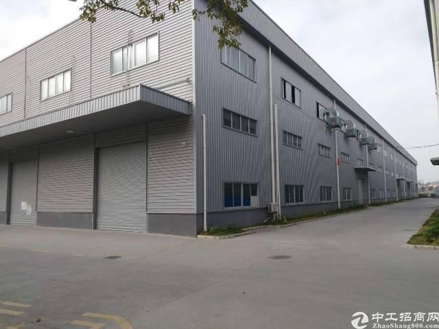 佛山钢构独院滴水12米可以厂房出租