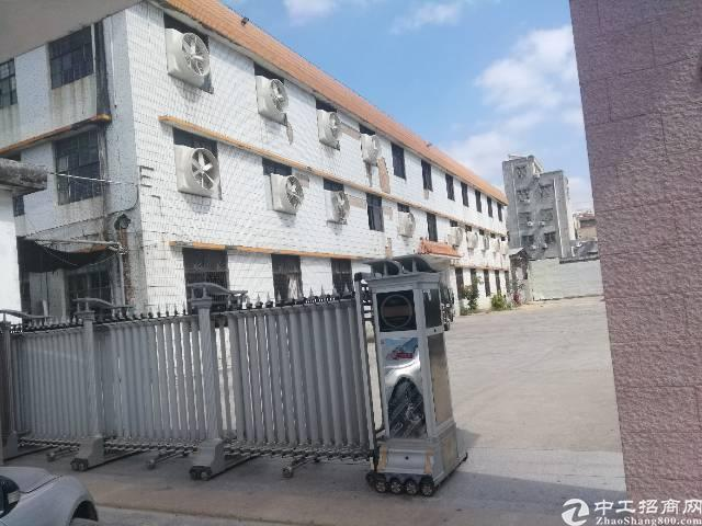 惠州惠东白花标准厂房4100平出租