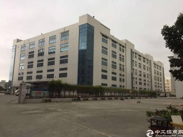 光明李松蓢工业园8万平米出租,200平米起分可办环评
