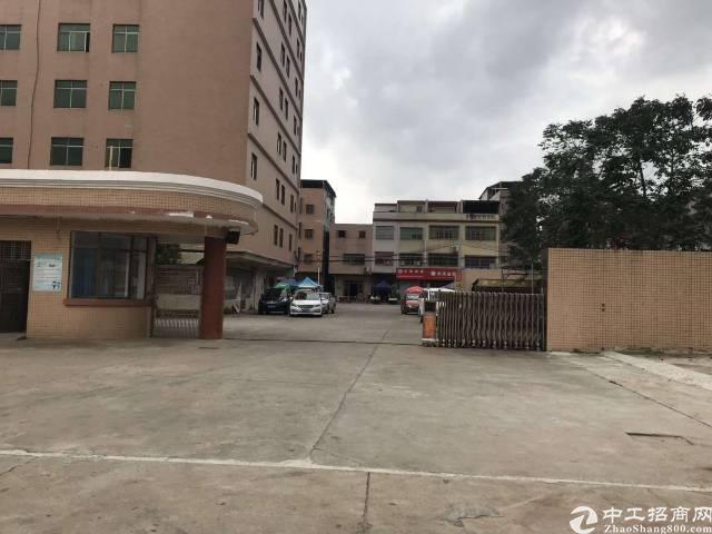 惠州新出独院厂房19000平米租12元高速路口