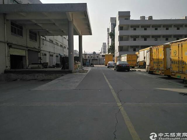 福永塘尾独门独院21000平米厂房招租