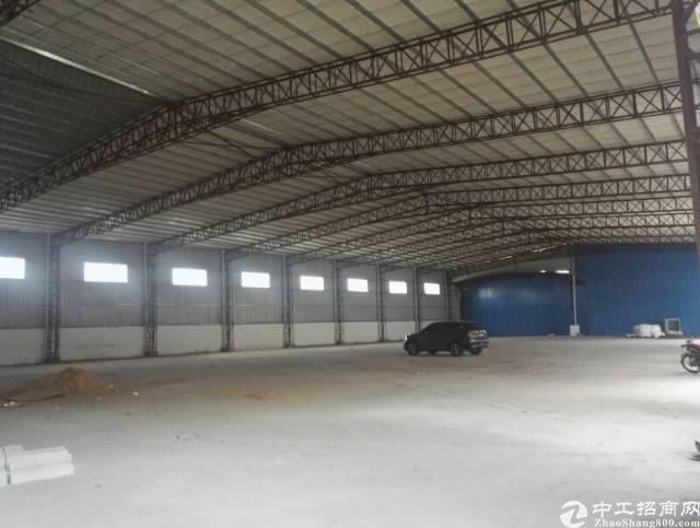 惠州单一层厂房5000平方招租