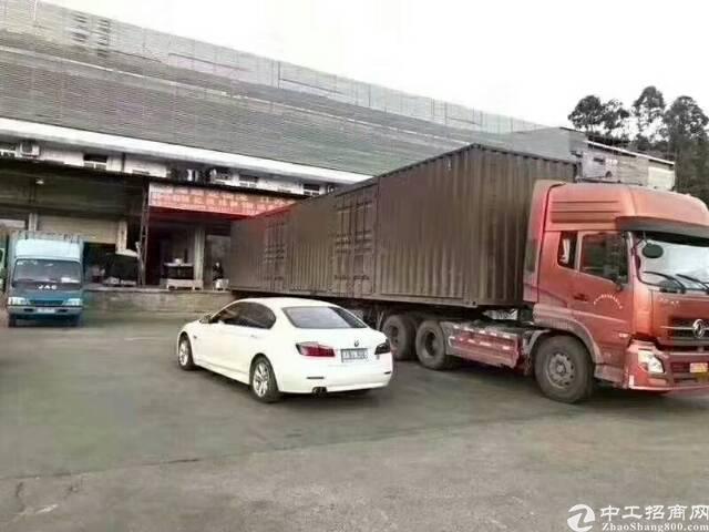 平湖标准物流仓库5000平方出租