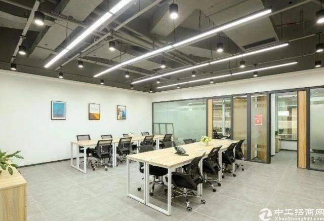 (出租)出租黄埔区保利中誉广场240平高端交通方便