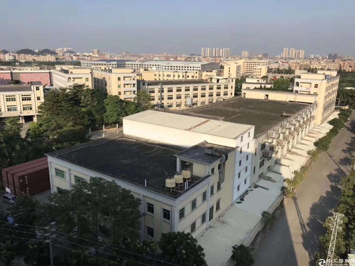 东莞中堂国有优质厂房出售
