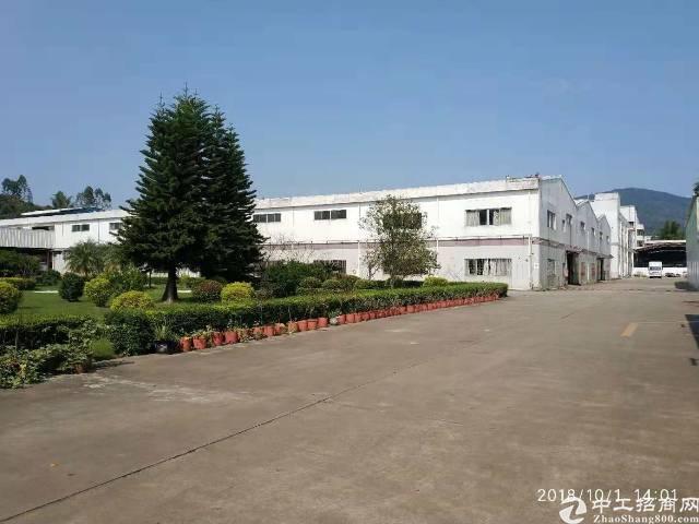 平湖独院厂房1-2层20000平米出租适合做仓库