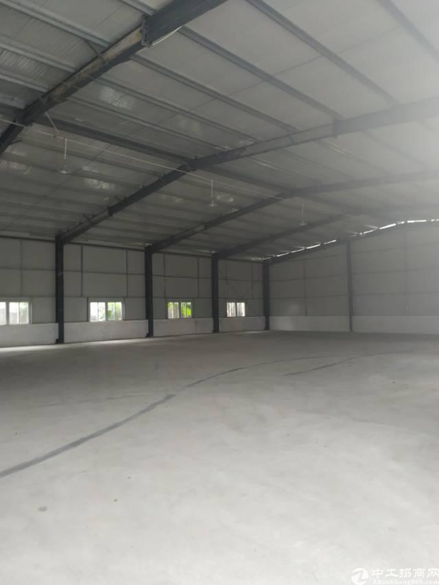 惠州水口新出独门独院钢结构厂房3800平方出图