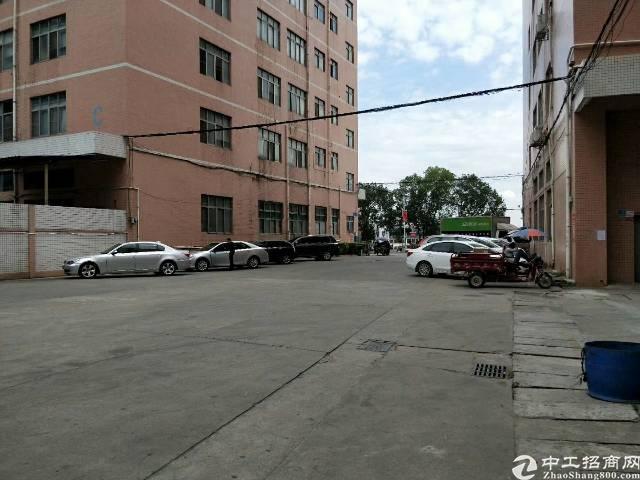 西乡鹤洲大型工业园一楼2680平方出租