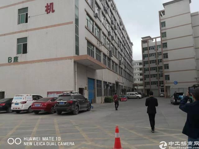 平湖华南城旁一楼2280平米出租有办公室空地大!