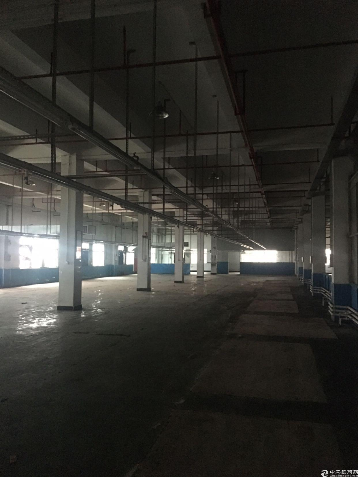 惠阳区镇隆厂房面积16000平..