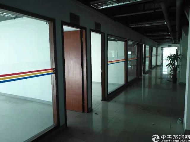 福永新出物流园仓库,空地超大,有红本,高度7米