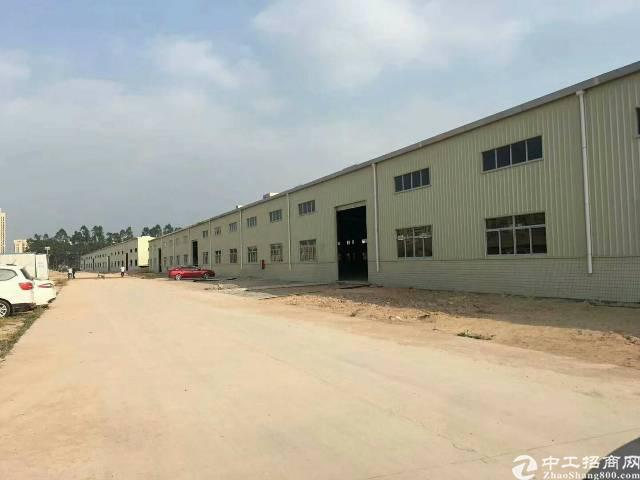 大亚湾2000平钢构独院厂房出售