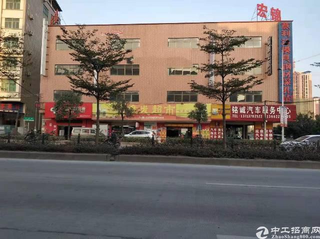 惠州市惠阳区沙田镇新出原房东标准厂房4600平方-可办理环评