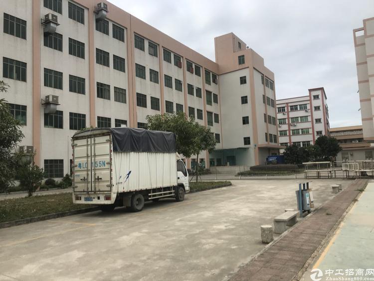 博罗泰美新出工业园出租厂房