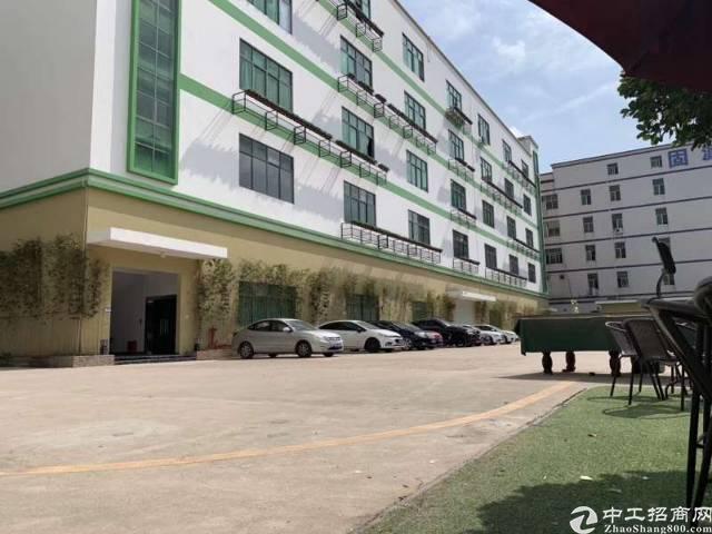平湖富民工业区新出来二三楼2300平方出租