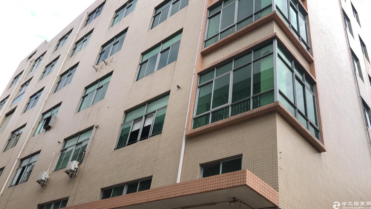 宝安西乡宝田工业区楼上带装修1100平厂房出租