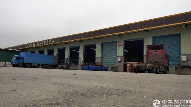 平湖街道华南城带卸货平台4500平米出租