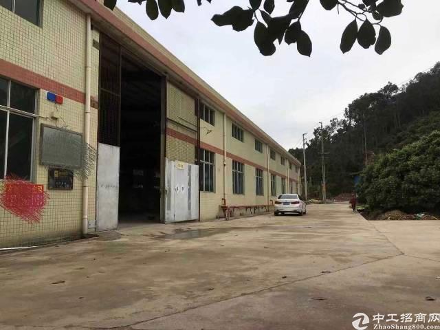 惠城区可以做污染行业的1500平方单一层独院招租