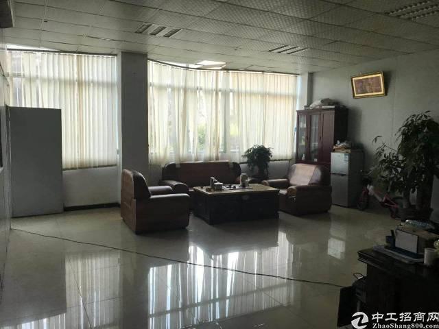 公明镇中心附近工业区2楼650平厂房出租