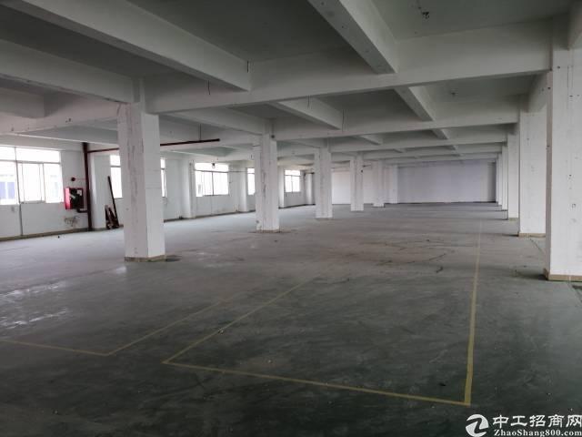 西乡九围工业区楼上680平米厂房出租