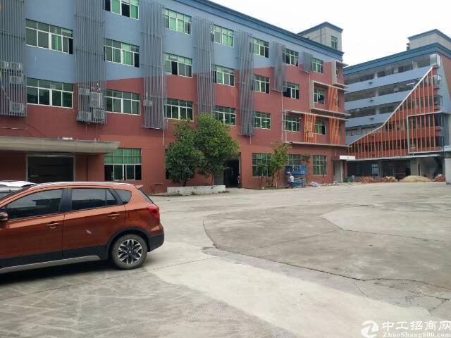 凤凰107国道边新出独院四层8000平方红本厂房