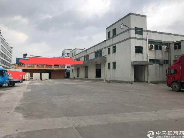 福永7万平方工业区出租大小可分合同10年