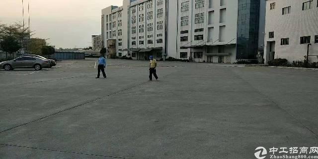 惠阳区全新标准厂房低价出租23000平方