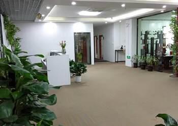 龙岗双龙地铁站办公室精装3500/间图片1