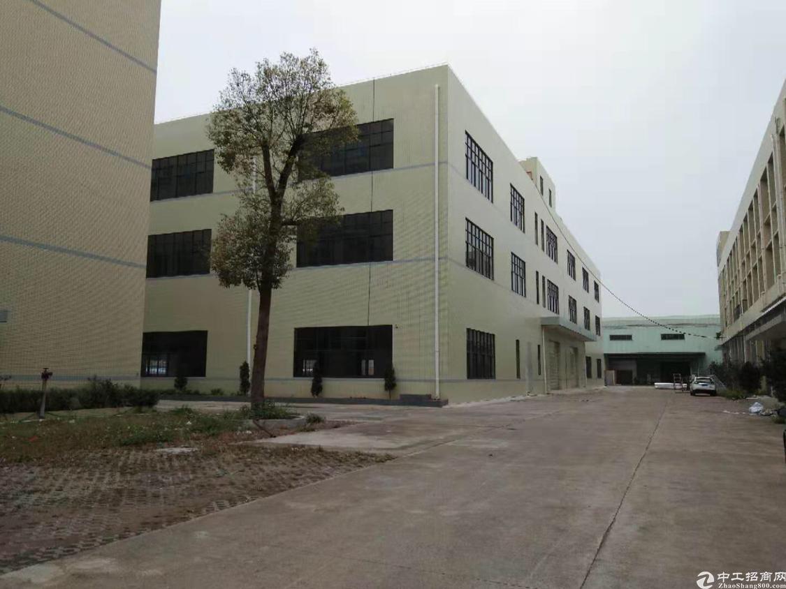 南沙标准厂房18000方形象好空地大有证件可办环评