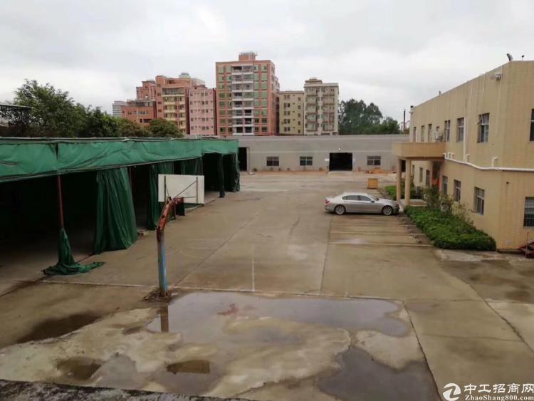 惠州市惠阳区新出独院钢构20000平厂房出租,现成水电喷油房