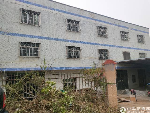 河南岸独门独院厂房2000平米出租,实际面积出租