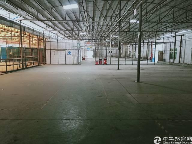 陈江镇新出5800平方厂房招租只能做仓库