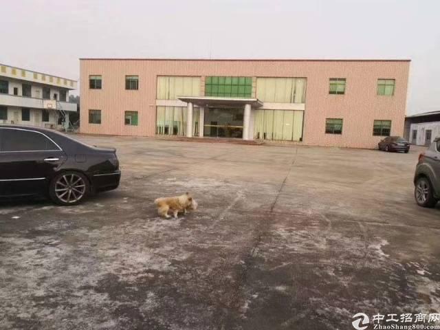 惠州市惠阳区独门独院钢构厂房招租独家暗盘