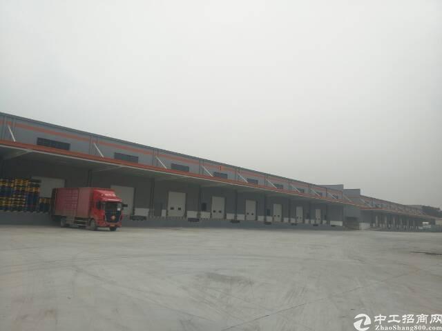 阳逻标准钢结构高台库2000平米,适合仓储物流行业。
