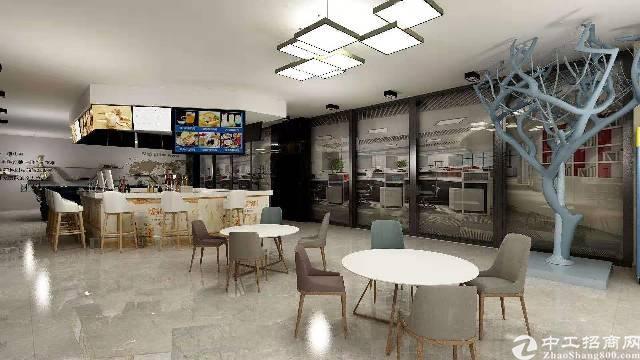 黄埔地铁5号线鱼珠站精装2万平写字楼可分带卡位