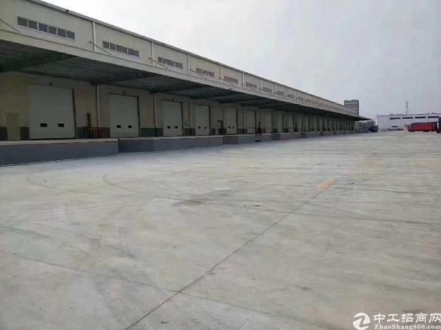 东莞清溪镇新空出原房东9米高物流仓库4万平证件齐全