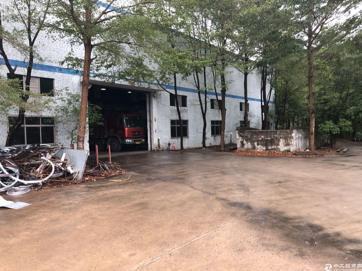 惠阳区永湖镇独院钢构2500平方,带行车