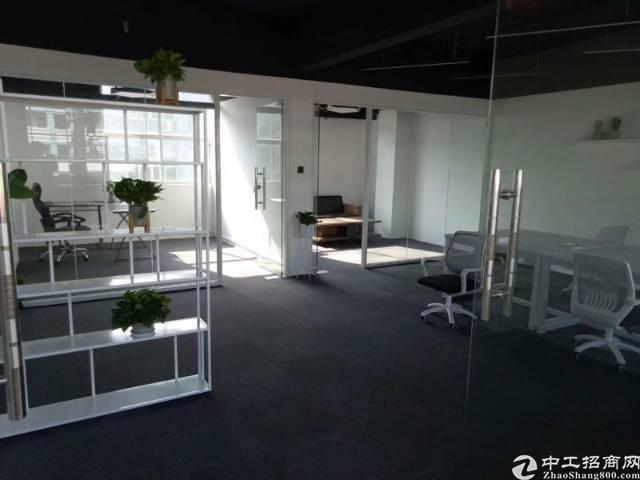 新开发精装办公室,停车位充足